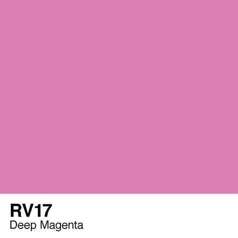 Copic Sketch Marker-RV17 Deep Magenta