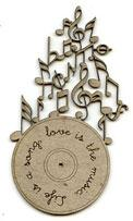 Scrap FX - Record:  Life is a Song, Chipboard