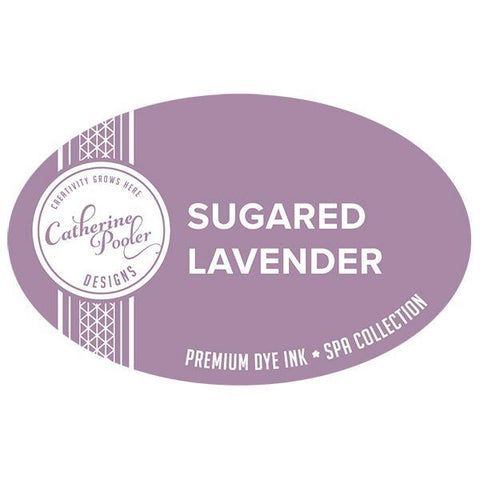 Catherine Pooler Designs -  Spa Collection: Zen Garden, Sugared Lavender Ink Pad