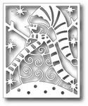 Tutti Designs - Snowman Panel, Metal Die
