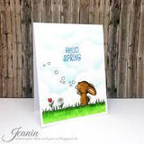 Gerda Steiner Designs Stamp Set-Hello Spring