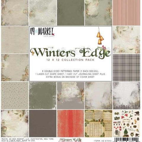 49 and Market - 12x12 Collection Pack, Winters Edge
