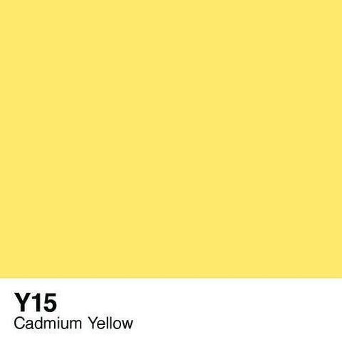 Copic Re-Inker-Y15 Cadmium Yellow