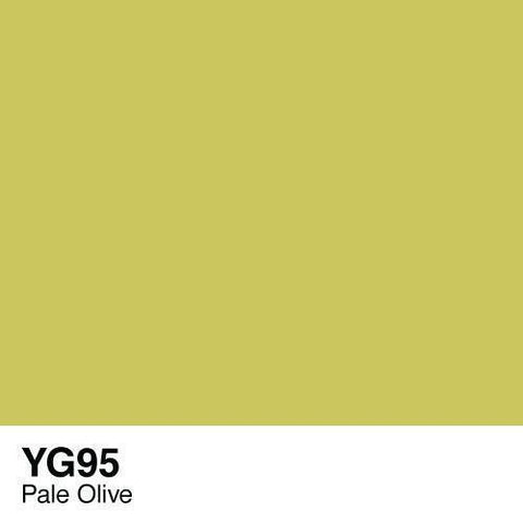 Copic Re-Inker-YG95 Pale Olive