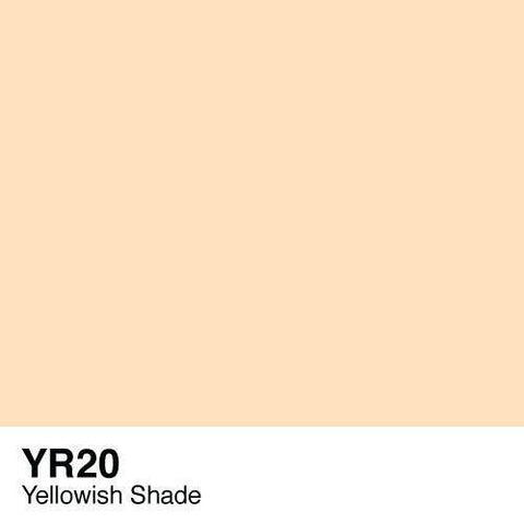 Copic Sketch Marker-YR20 Apricot