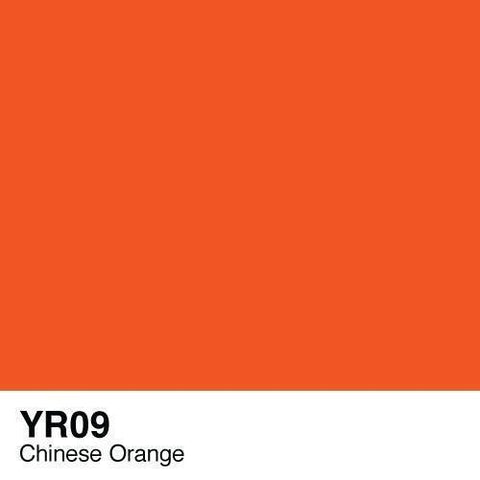 Copic Re-Inker-YR09 Chinese Orange
