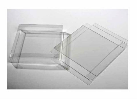 Clear Box Anti Scratch Clear Card Box
