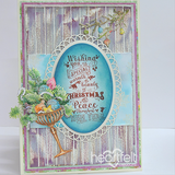 Heartfelt Creations - Stamp Set, Merry and Bright Accents
