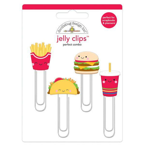 Doodlebug Designs - Jelly Clips, Perfect Combo