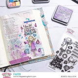 The Greeting Farm Clear Stamp Set-Precious