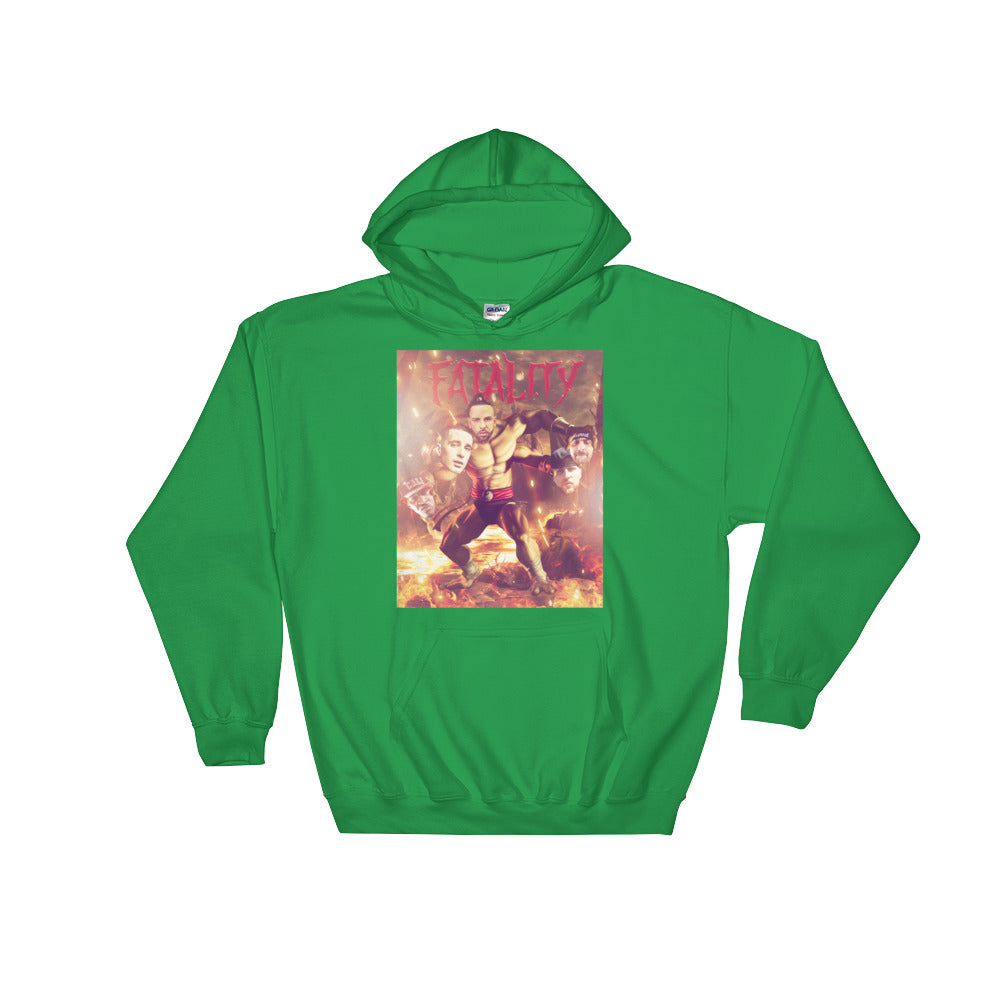 Fatality Green Hoodie