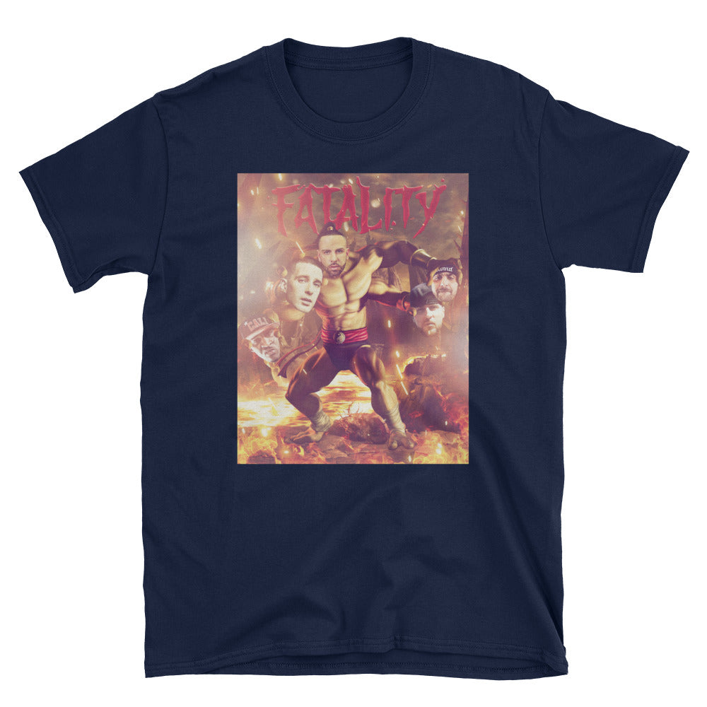 Fatality Blue T-Shirt