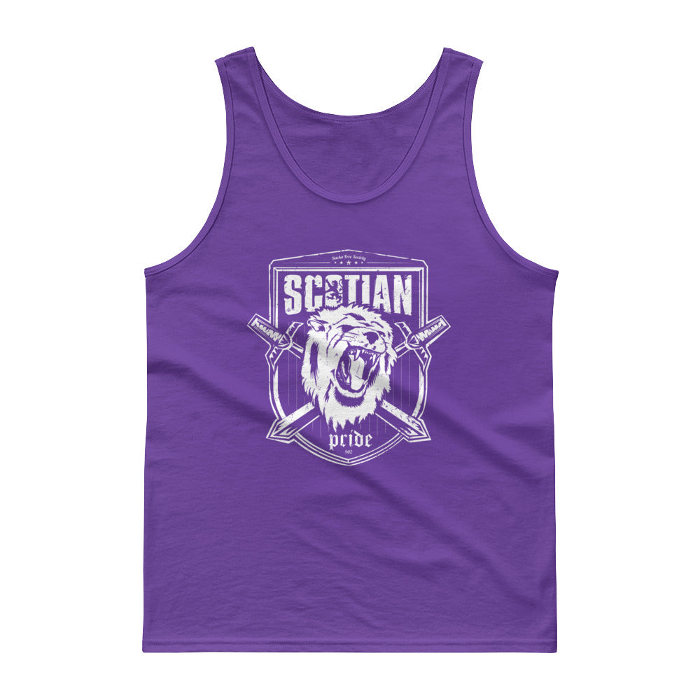 Scotian Pride Purple Tank Top