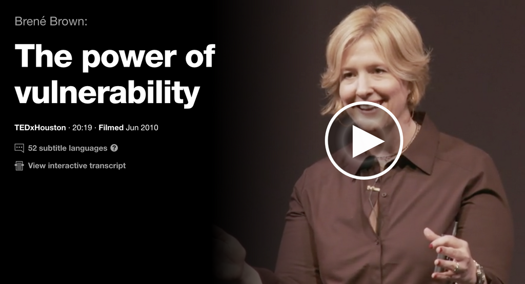 On Vulnerability (VIDEO)