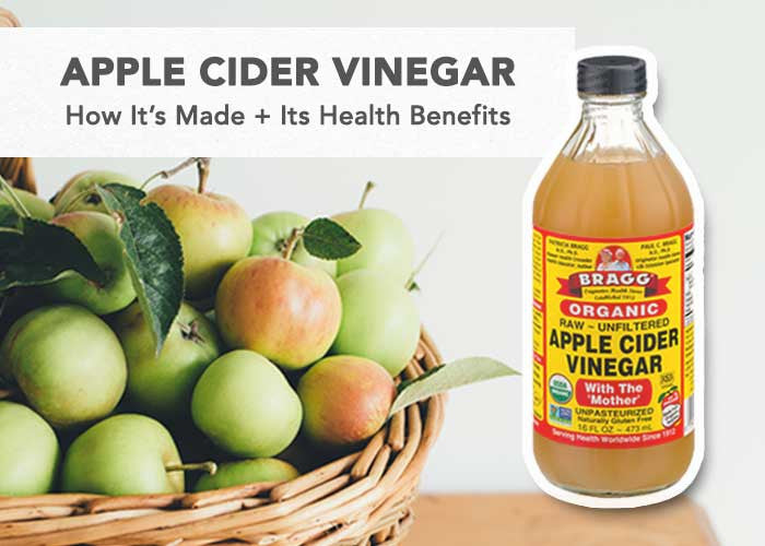 Apple Cider Vinegar Love