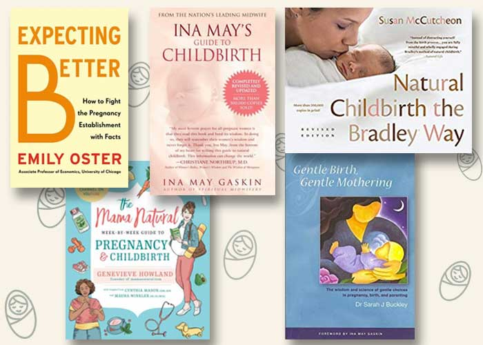 Our Absolute Favorite Pregnancy Books