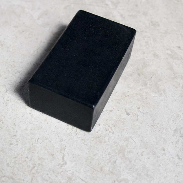 BLACK BEAUTY - Detoxifying Charcoal Natural Soap