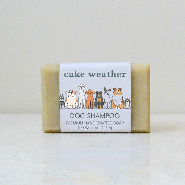 DOG SHAMPOO - Natural Fur Conditioning Soap Bar