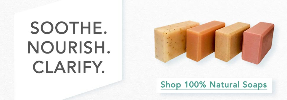 Shop small-batch artisan soaps