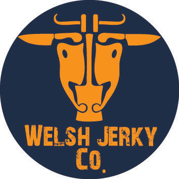 Limited Release - Welsh Beef Jerky - Horseradish & Mustard flavour