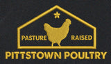 Pittstown Poultry Hat White - Embroidered