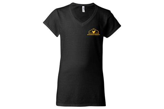 Pittstown Poultry Womens V neck