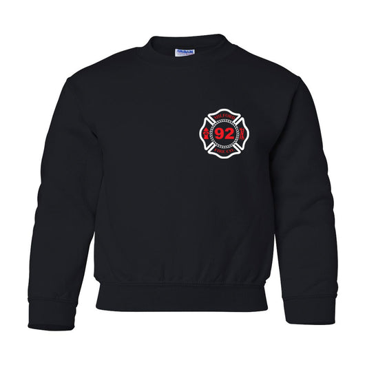 Youth Crewneck Sweatshirt (Front Imprint Only)
