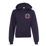 Youth Hooded Sweatshirt (Front Imprint Only)