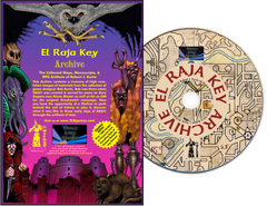El Raja Key Archive Graphical Interface