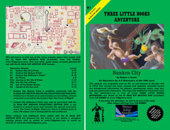 Three Little Books Adventures