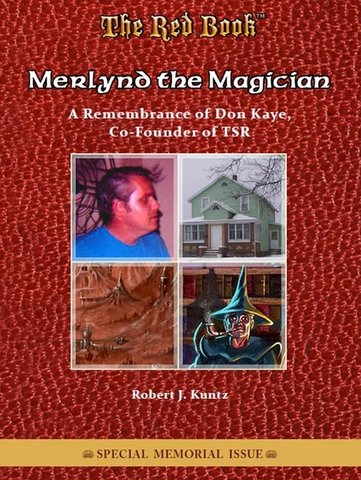 Merlynd the Magician