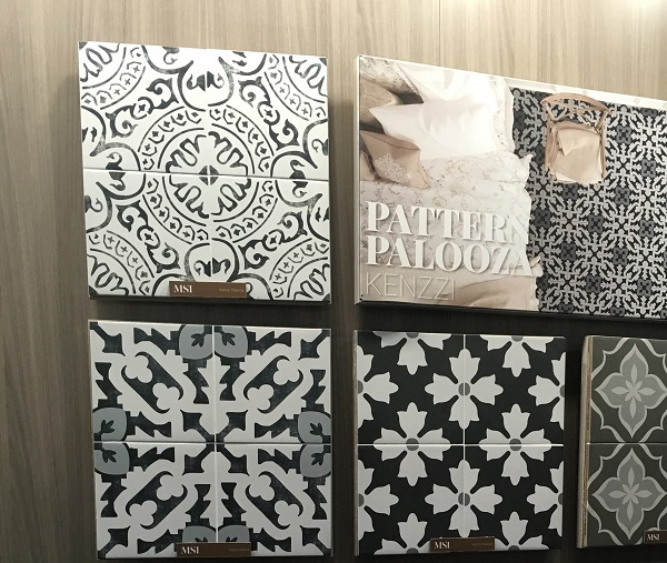 5 Tile trends seen at Coverings 2018