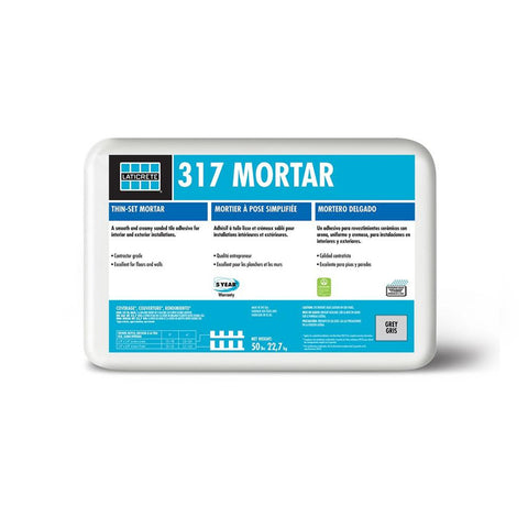 Laticrete Mortars, Admixes & Adhesives