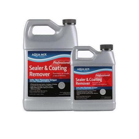 Aqua Mix Sealer & Coating Remover