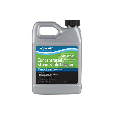 Aqua Mix Concentrated Stone & Tile Cleaner
