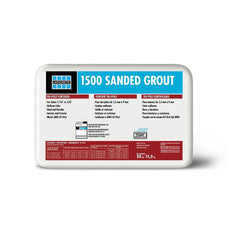Laticrete 1500 Sanded Grout - FloorLife
