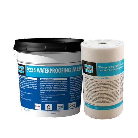 Laticrete 9235 Waterproofing Membrane Mini Kit