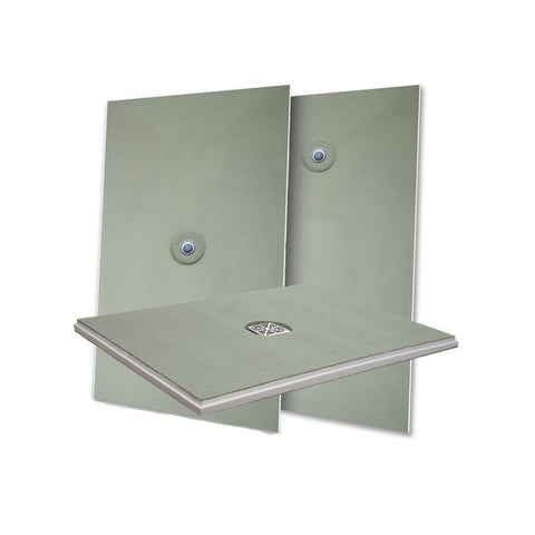Laticrete Hydro Ban Pre-Sloped Shower Pan
