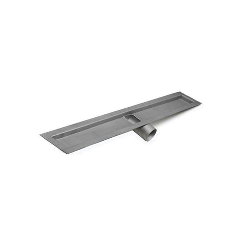 Laticrete Hydro Ban Linear Drain - Side Outlet