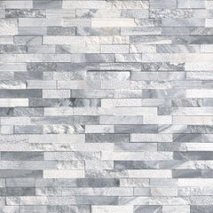 MSI Ledgestone Veneer - ALASKA GRAY MULTI PANEL - Scraped - FloorLife
