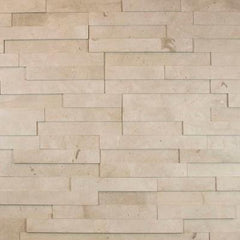 "Realstone Systems Alesio Smoky Beige Honed Panel 6""x24"""