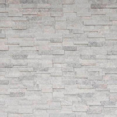 "Realstone Systems Shadowstone Arctic Grey Natural Panel 6""x24"""