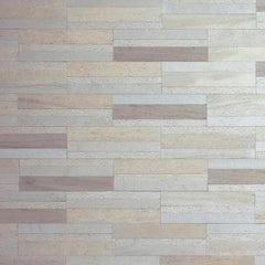 "Realstone Systems Portugal Portugal Areia Flat Honed Tile 4""x12"""