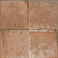 Daltile Metro Impressions Brownstone Cotto
