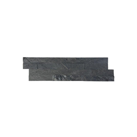 Tier Natural Stone Systems Contemporary - Charcoal Panel