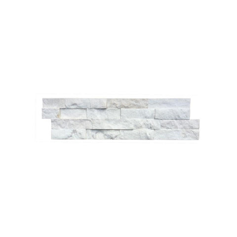 Tier Natural Stone Systems Contemporary - White Panel