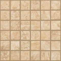 "Shaw Tile Sierra Madre Canyon Mosaic 13""x13"""