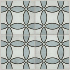 Shaw Tile Revival Isabella Agate 8x8