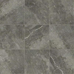 Shaw Tile Oasis Dark Grey 17x17