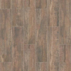 Shaw Tile Olympia Brown 7x22